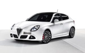 Nuova Alfa Romeo Giulietta