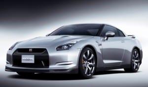 Nuova Nissan GTR