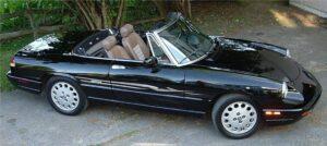 Alfa Romeo Spider : auto epoca