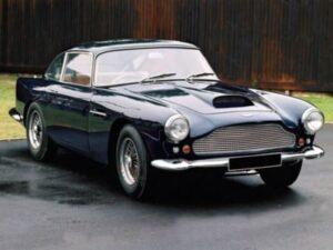 Aston Martin: DB4, DB5, DB6