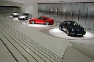 Il Museo Porsche di Stoccarda-Zuffenhausen festeggia …