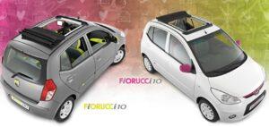 Hyundai i10  Fiorucci e Hyundai i20 Fiorucci