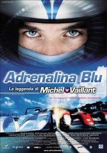 adrenalina blu locandina