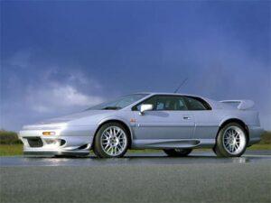 Lotus Esprit : dalla S2 alla V8 Gt