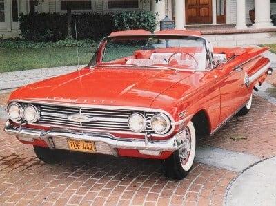 Chevrolet on Impala   La Pi   Venduta Fu La Chevrolet Impala   Auto Classiche