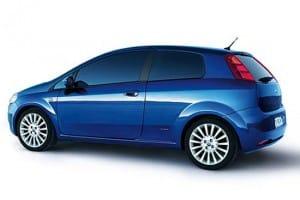 Auto più vendute: Fiat Grande Punto