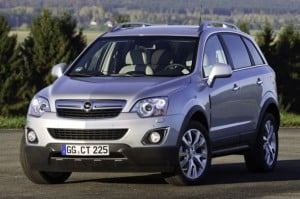 Nel 2011 arriverà la nuova Opel Antara: più potente ed ecologica