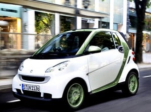Smart Ed elettrica