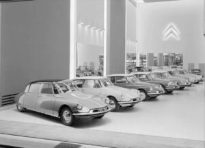 auto d'epoca CITROEN DS: la più quotata è la Ds Decapotable