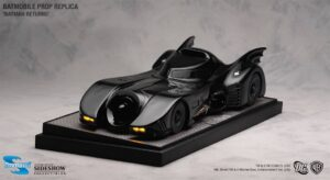 modellino batmobile
