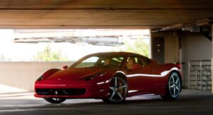 Ferrari 458 GTS : 2011