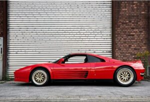 Ferrari Enzo auto d'epoca