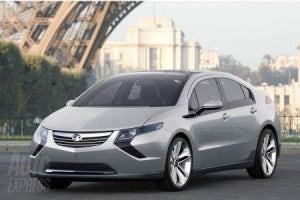 Opel Ampera: elettrica a metà