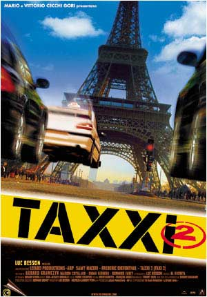 Trama Taxxi 2 E Locandina Film Cinema Amp Auto Motorisumotori