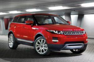 Range Rover Evoque: il nuovo Suv compatto