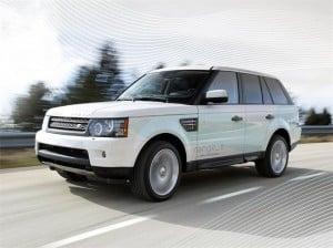Range e: il futuro della Land Rover