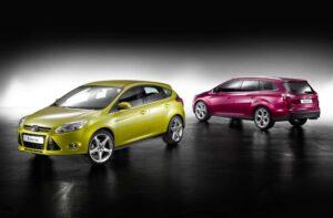 Nuova Ford Focus 2011