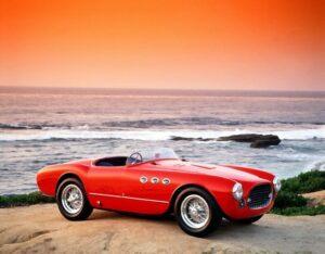 Ferrari barchetta 225S vignale