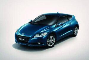 Honda CR-Z: sportiva, compatta e ibrida