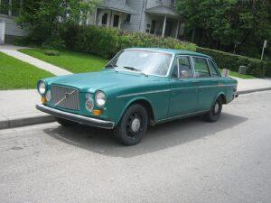 Volvo 164: l'evoluzione lussuosa della Volvo 144