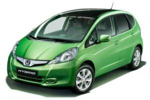 Honda Jazz: la prima utilitaria ibrida