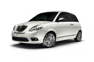 Nuova Lancia Y 2011