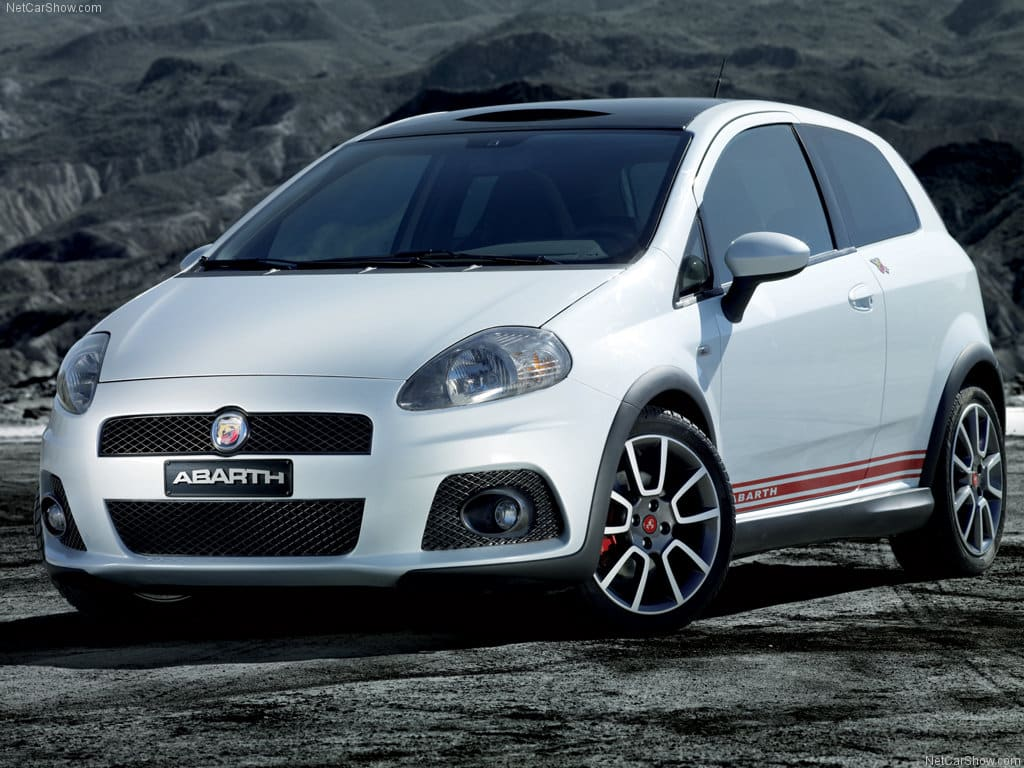 fiat grande punto abarth abarth motorisumotori. Black Bedroom Furniture Sets. Home Design Ideas