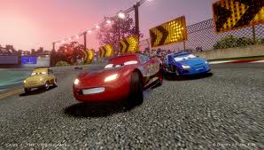 videogioco cars