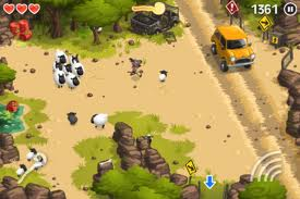 Giochi Auto iPhone e iPod Touch: The Incident e Gyro Sheepdog