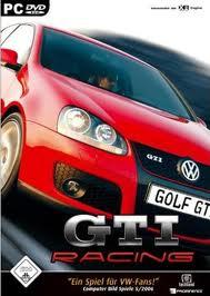 GTI Racing auto Volkswagen