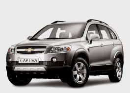 Chevrolet Captiva: versatile e imponente