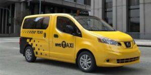 Addio vecchi taxi di New York