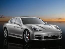 Porsche Panamera a diesel