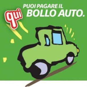 Dove si paga il bollo auto?