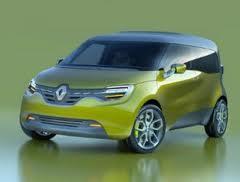 Renault Frendzy : concept a Francoforte