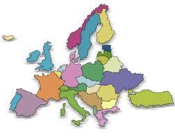 Mappa delle strade europee più pericolose