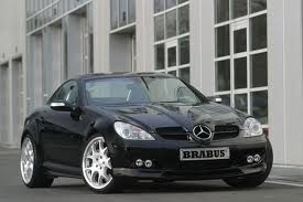 Mercedes-Benz SLK Brabus
