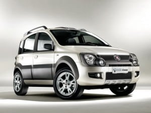 Motori Nuova Fiat Panda 2012