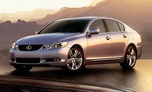 Lexus GS nuova