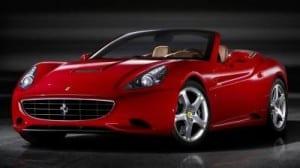 nuova Ferrari California