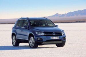 la nuova Volkswagen Tiguan