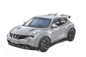 Nuova Nissan Juke R