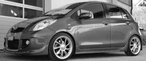 Toyota Yaris XP9