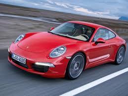 Porche Carrera 911 2012