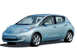 Nissan Leaf - Zero Emission