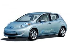 Nissan Leaf – Zero Emission