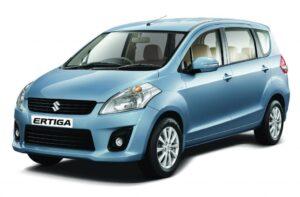 La Suzuki e l'India: nasce Suzuki Ertiga