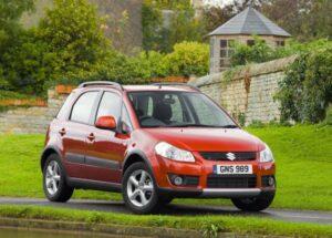Minori consumi per Suzuki SX4 DDiS 2WD GL