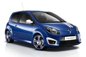 Renault Twingo 4 cilindri: la nuova RS