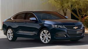 Chevrolet Impala 2012: la decima generazione